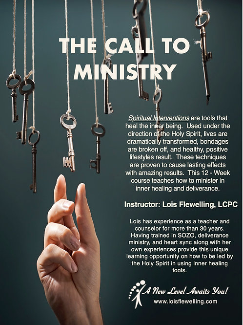 The Call to Ministry Workbook