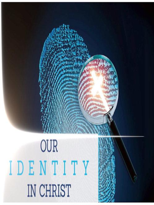 My New Identity Workbook