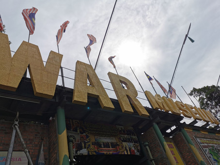 Kembali Ke Zaman Malaya 1930 di Penang War Museum