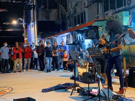 Art Street Kangar