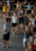 Gaga Dancers with Yaniv Avraham - Gadi D