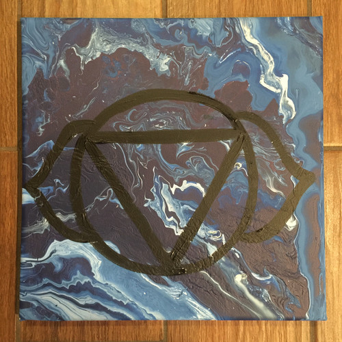 6.The Third Eye – Ajna- Purple