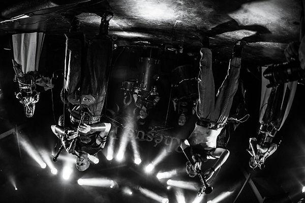 Rhesus groupe Néo-médiéval en concert à Arlon