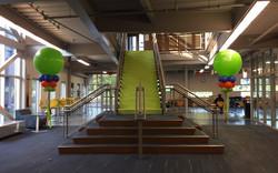 Balloon Party Columns