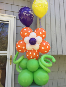 Balloon Flower Gift Delivery New Hampshire
