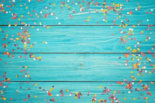 Eye Candy Balloons Confetti Home