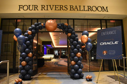 Balloon Arch for Oracle and GMCC