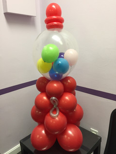 Gumball Sweets Party Balloon Decorations New Hampshire