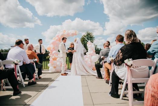 Wedding Balloon Arch Ring