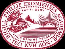Phillips Exeter Academy Logo Eye Candy Balloons