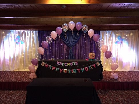 Pearl Balloon Arch, Balloon Arch