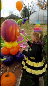 Thanksgiving Pumpkin Balloon