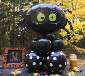 Halloween Balloon Decorations New Hampshire