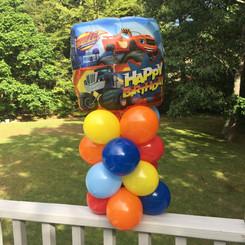 Birthday Party Balloon Decorations New Hampshire