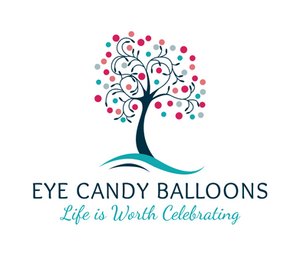 Eye Candy Balloons New Hampshire, Balloon Store, Manchester NH Balloons, Party Balloons, Baby Shower Balloons, First Birthday Balloons