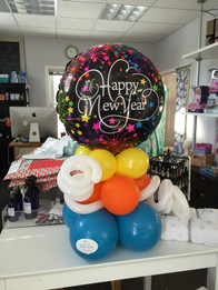 New Year Party Balloon Decorations New Hampshire