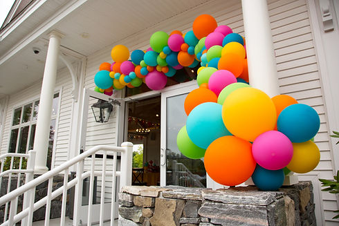 Summer Party with Balloons and Eye Candy Balloons in New Hampshire