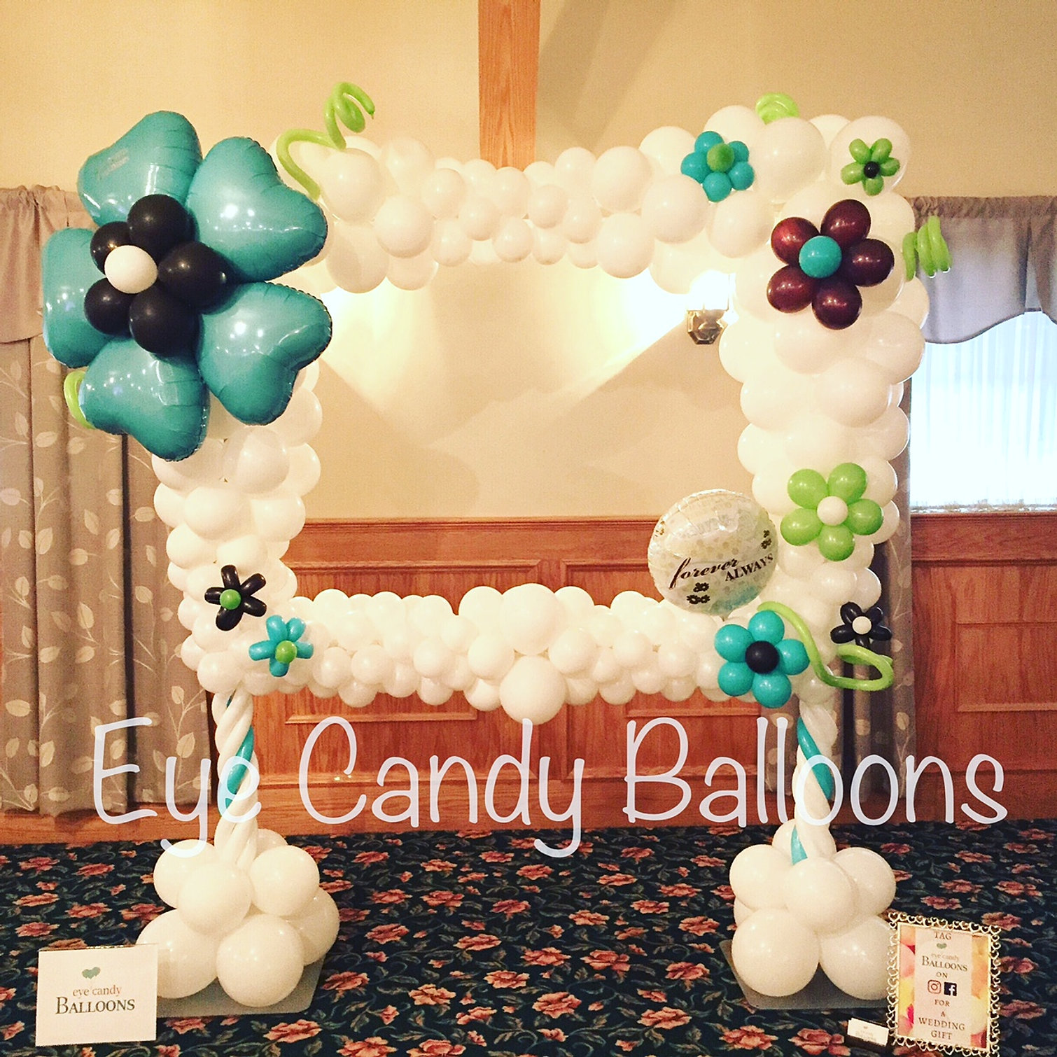 party decorations | party balloons | Eye Candy Balloons, Manchester