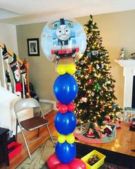 Thomas the Train Birthday Balloons New Hampshire