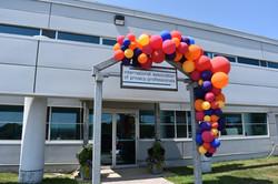 Organic Balloon Garland Portsmouth