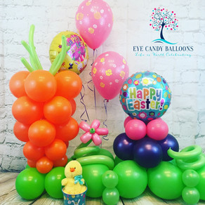 Easter Balloons Delivery Gift New Hampshire