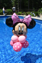 Minnie Mouse Balloon Decorations New Hampshire