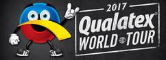 Qualatex World Tour 2017 | Eye Candy Balloons