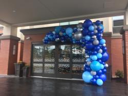 Hampton Inn Grand Opening Balloons