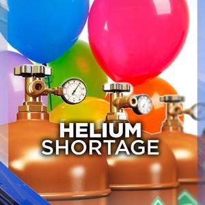 National Helium Shortage