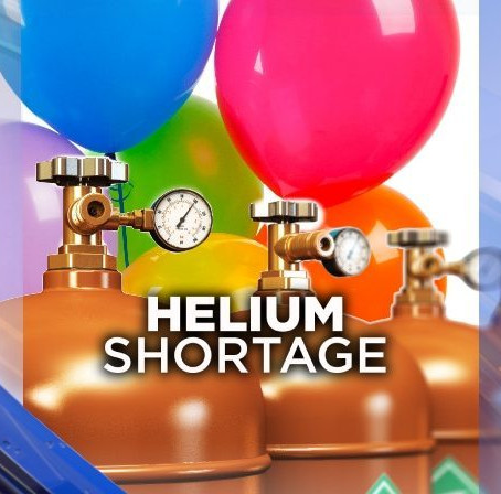 National Helium Shortage
