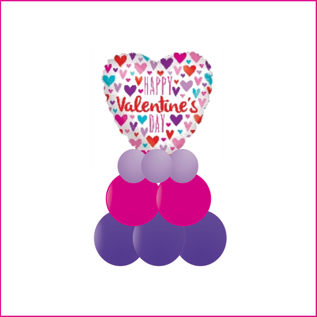 Order Valentine Balloon Gift