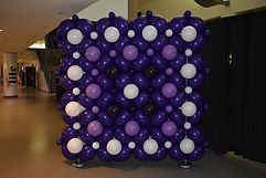 Balloon Wall | Eye Candy Balloons