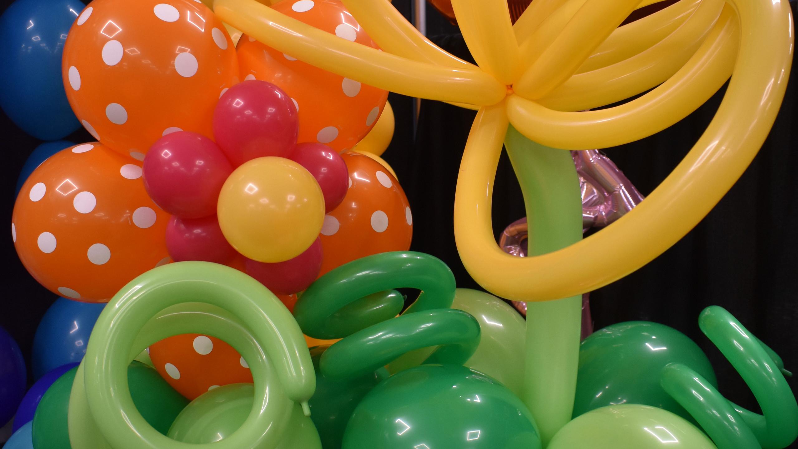 Beach Balloon Decor Tropical Theme