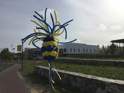 Balloon Party Poles