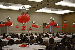Balloon Bouquets and Centerpieces | Eye Candy Balloons