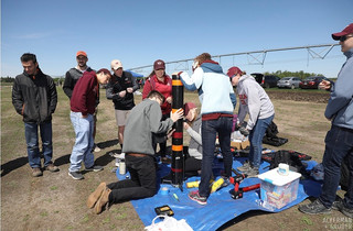inVenTs Rocketry Team
