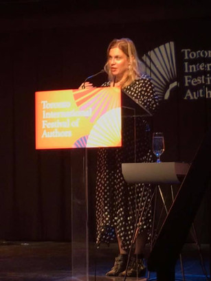 Toronto International Festival of Authors  Events