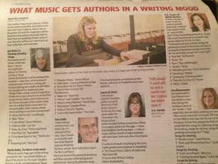 Toronto Star- Music to Write By
