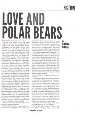 Love and Polar Bears