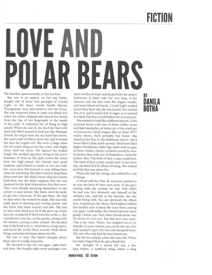 Love and Polar Bears