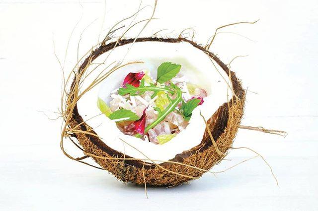 Tartare de thazard coco
