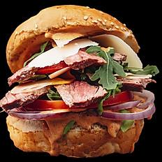 Steak Burger New York