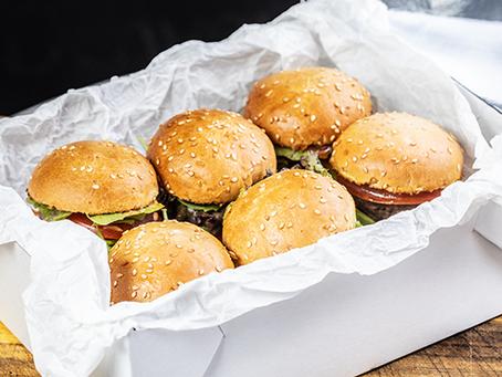 Novo! Novo! Novo! Mini-burgeri