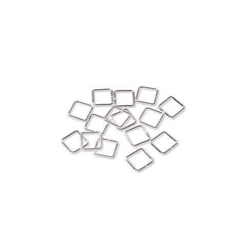 Square Jump Ring