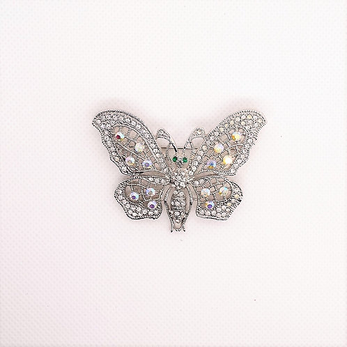 54619  Butterfly Pin/Brooch