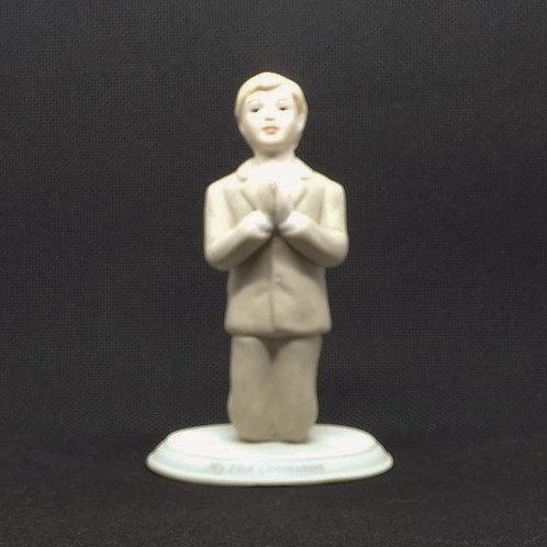 Fig10164  First Communion Boy