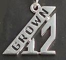 Grown 12 Charm