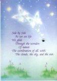 Fluttering Butterflies Card