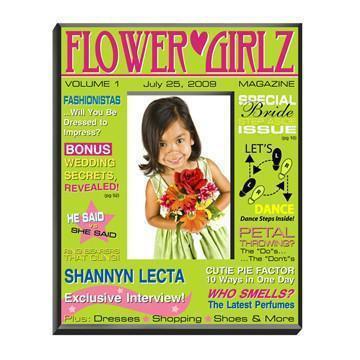TCGC647 Flower girl frame