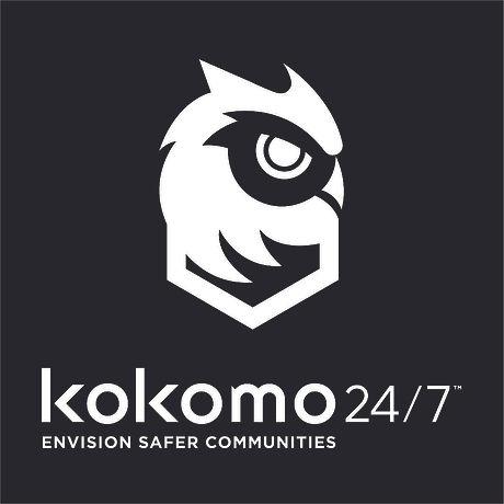 Kokomo247_LOGOTagWhiteOnBlack_500x500_15